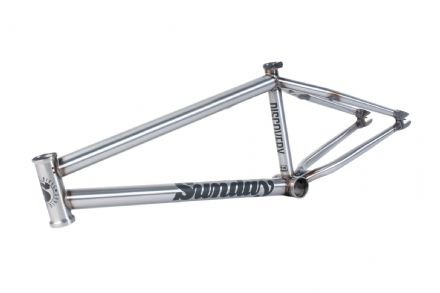 "Sunday Discovery 2020 Frame - 20.75"" - Matte Raw"